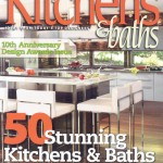 Signature Kitchens & Bath Magazine cover