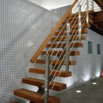 Pool Stair Handrail