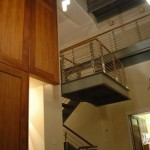 Main Stair and Catwalks