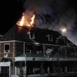The tragic Radburn Building Fire