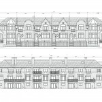 Detailed Drawings for New facades