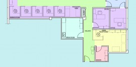 Developed Floor Plan