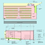 New Building Addition Plan and Racking Plan