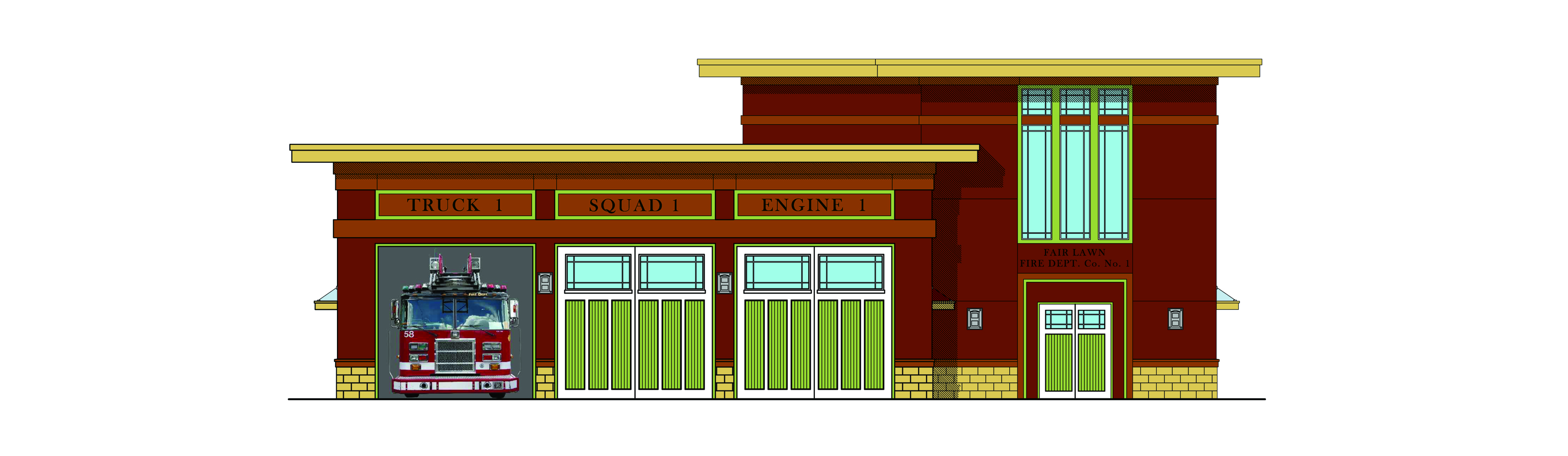 Small Fire Station Floor Plans Crowdbuild For