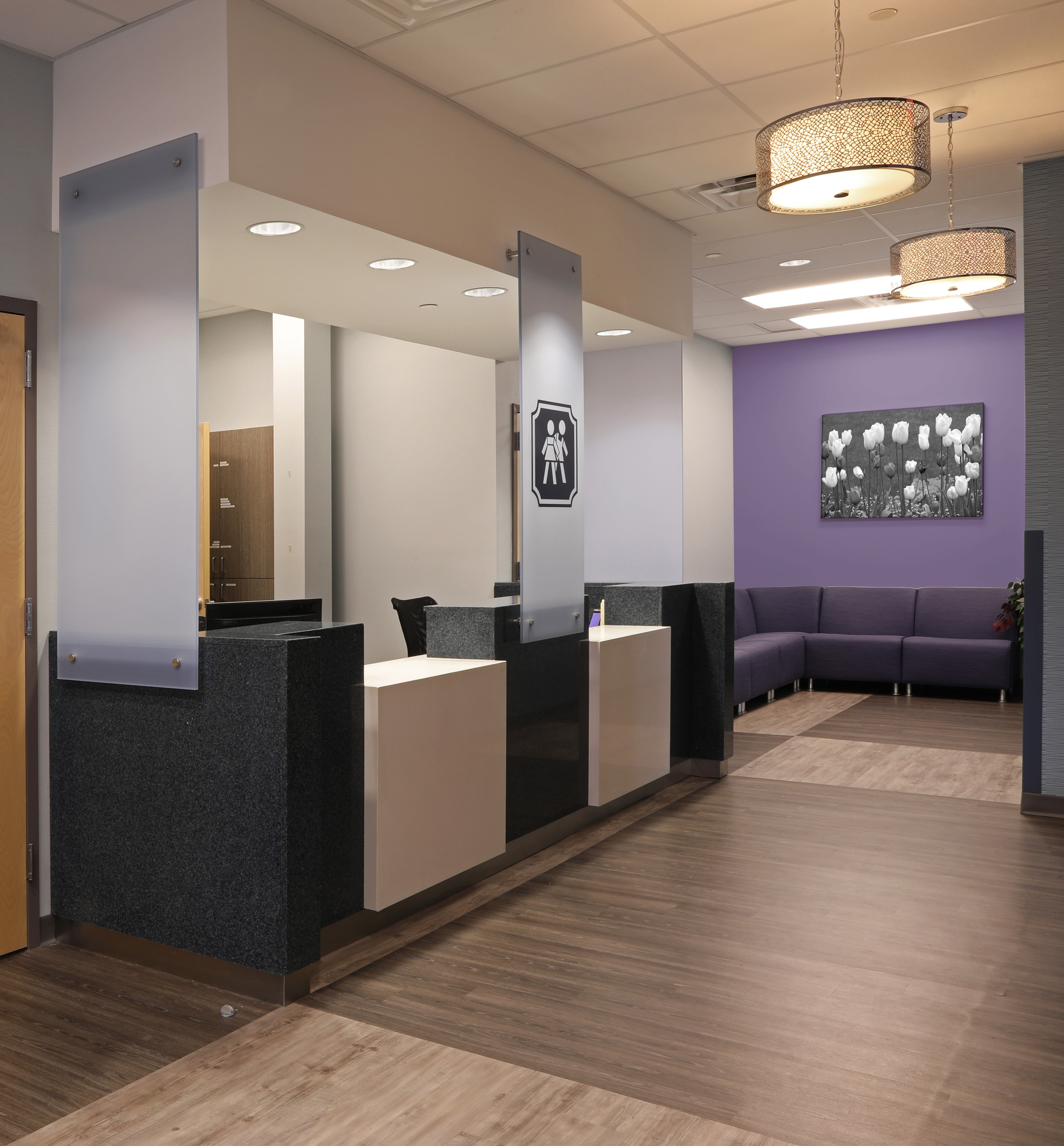 Pediatric care medical office for Interior design medical office