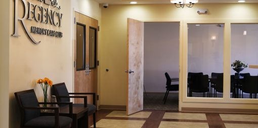 Entry Lobby and Conference Room